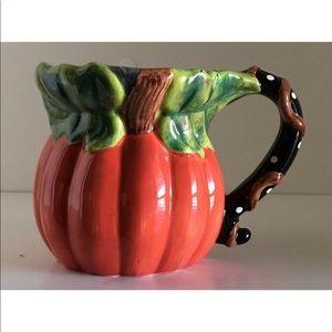 Pumpkin Mug Becca Signature Collection